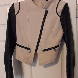 Jackets & Coats - NWOT Crop jacket